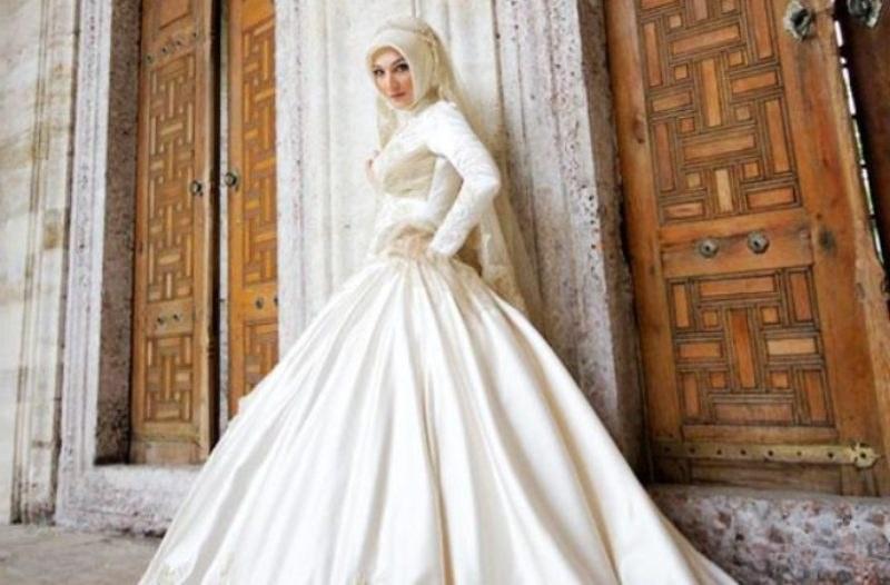 Ide Gaun Pengantin Muslimah Yang Syar'i E9dx Selain Ball Gown Ini Deretan Model Gaun Pengantin Wanita