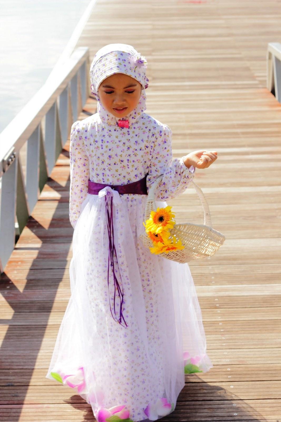Ide Gaun Pengantin Muslimah Yang Syar'i Fmdf Mylilmuslimah Boutique Gaun Princess Wedding