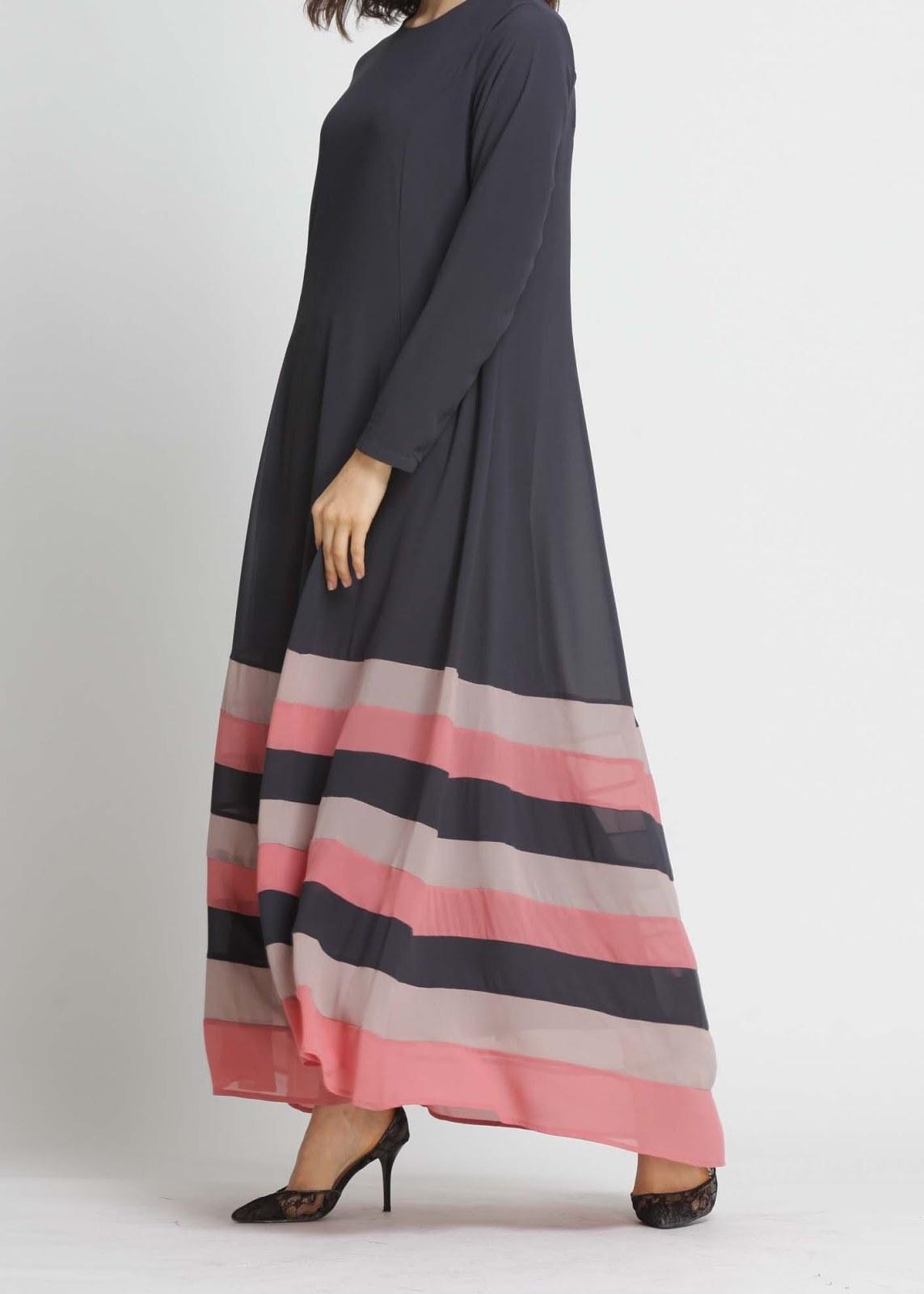 Ide Jual Baju Pengantin Muslimah Syar'i 3ldq norzi Beautilicious House Nbh0368 Hajar Jubah