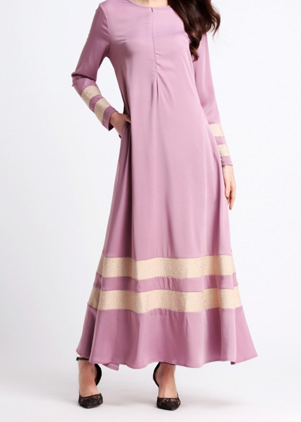 Ide Jual Baju Pengantin Muslimah Syar'i Budm norzi Beautilicious House Nbh0491 Insyikah Jubah Nursing