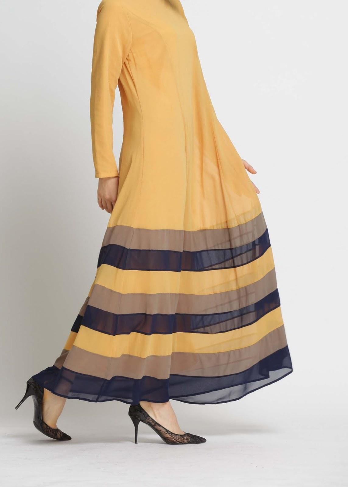 Ide Jual Baju Pengantin Muslimah Syar'i E6d5 norzi Beautilicious House Nbh0368 Hajar Jubah
