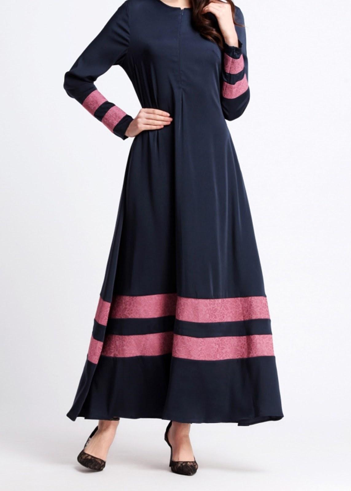 Ide Jual Baju Pengantin Muslimah Syar'i Rldj norzi Beautilicious House Nbh0491 Insyikah Jubah Nursing
