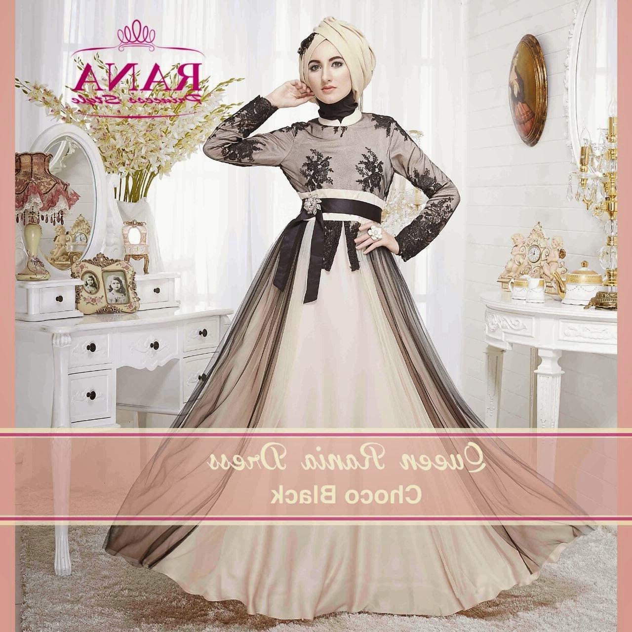 Ide Jual Baju Pengantin Muslimah Syar'i S1du Model Kebaya Pengantin Muslimah 2014