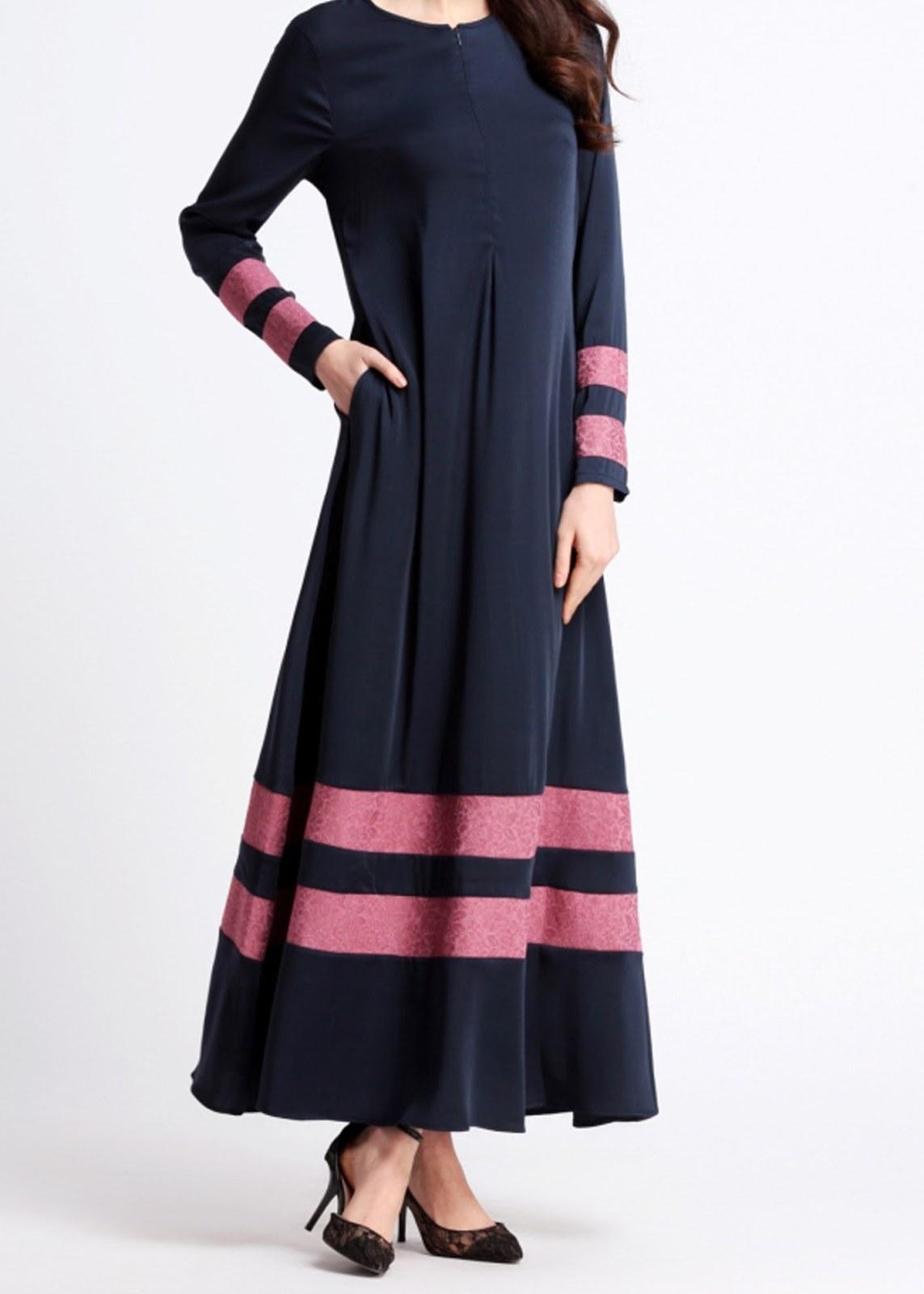 Ide Jual Baju Pengantin Muslimah Syar'i Whdr norzi Beautilicious House Nbh0491 Insyikah Jubah Nursing