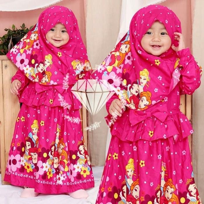 Ide Jual Gaun Pengantin Muslimah Murah Etdg Jual Od 5 Wrn Baju Gamis Busana Muslim Rok Anak Kid Murah Princess Disney Dki Jakarta Ferisna Os