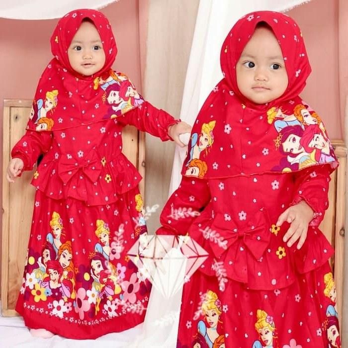 Ide Jual Gaun Pengantin Muslimah Murah Y7du Jual Od 5 Wrn Baju Gamis Busana Muslim Rok Anak Kid Murah Princess Disney Dki Jakarta Ferisna Os