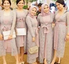 Ide Model Baju Pengiring Pengantin Muslim D0dg 551 Best Seragam Pesta Images In 2019