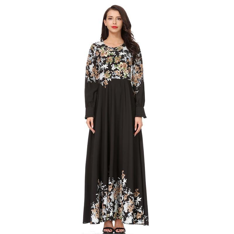 Ide Model Baju Pengiring Pengantin Muslim Fmdf Elegant Model Dress Batik 2018 Gamis Brokat