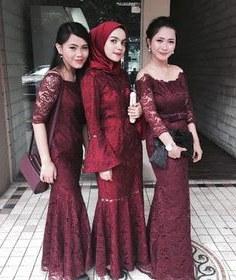 Ide Model Baju Pengiring Pengantin Muslim Tqd3 551 Best Seragam Pesta Images In 2019