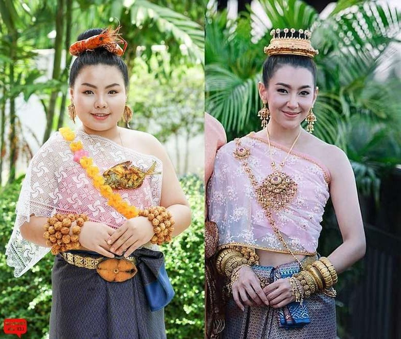 Ide Sewa Baju Pengantin Muslim Modern Rldj Baju Adat Thailand