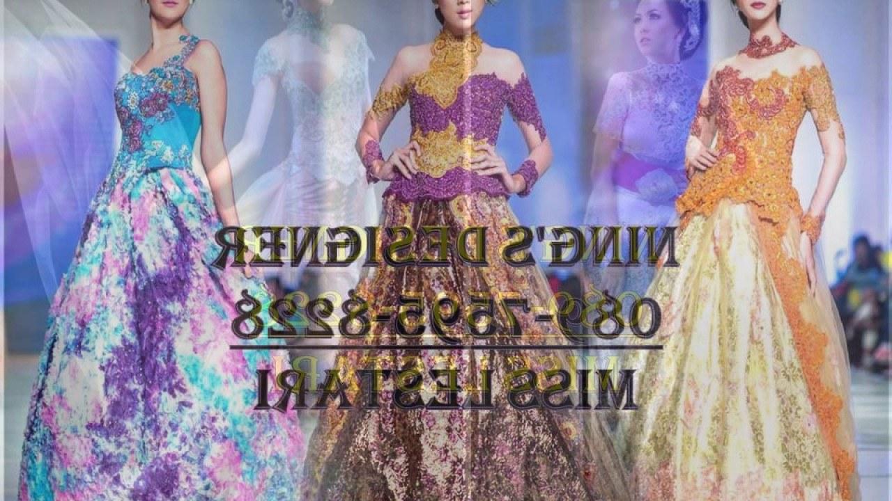 Ide Sewa Baju Pengantin Muslimah Bandung Q5df Telp 089 7595 8228 Three Designer Kebaya Modern Bandung