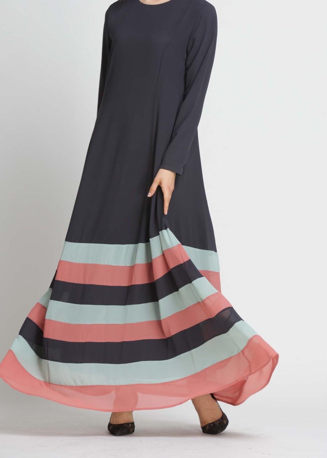 Ide Sewa Baju Pengantin Muslimah Syar'i 0gdr norzi Beautilicious House Nbh0368 Hajar Jubah