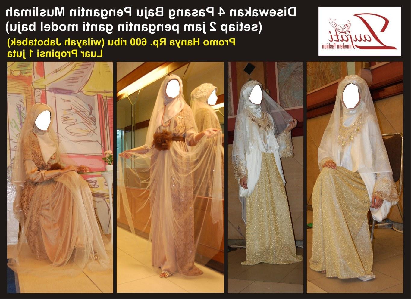 Ide Sewa Baju Pengantin Muslimah Syar'i E6d5 Sewa Kebaya Pengantin Jawa Yokodwi