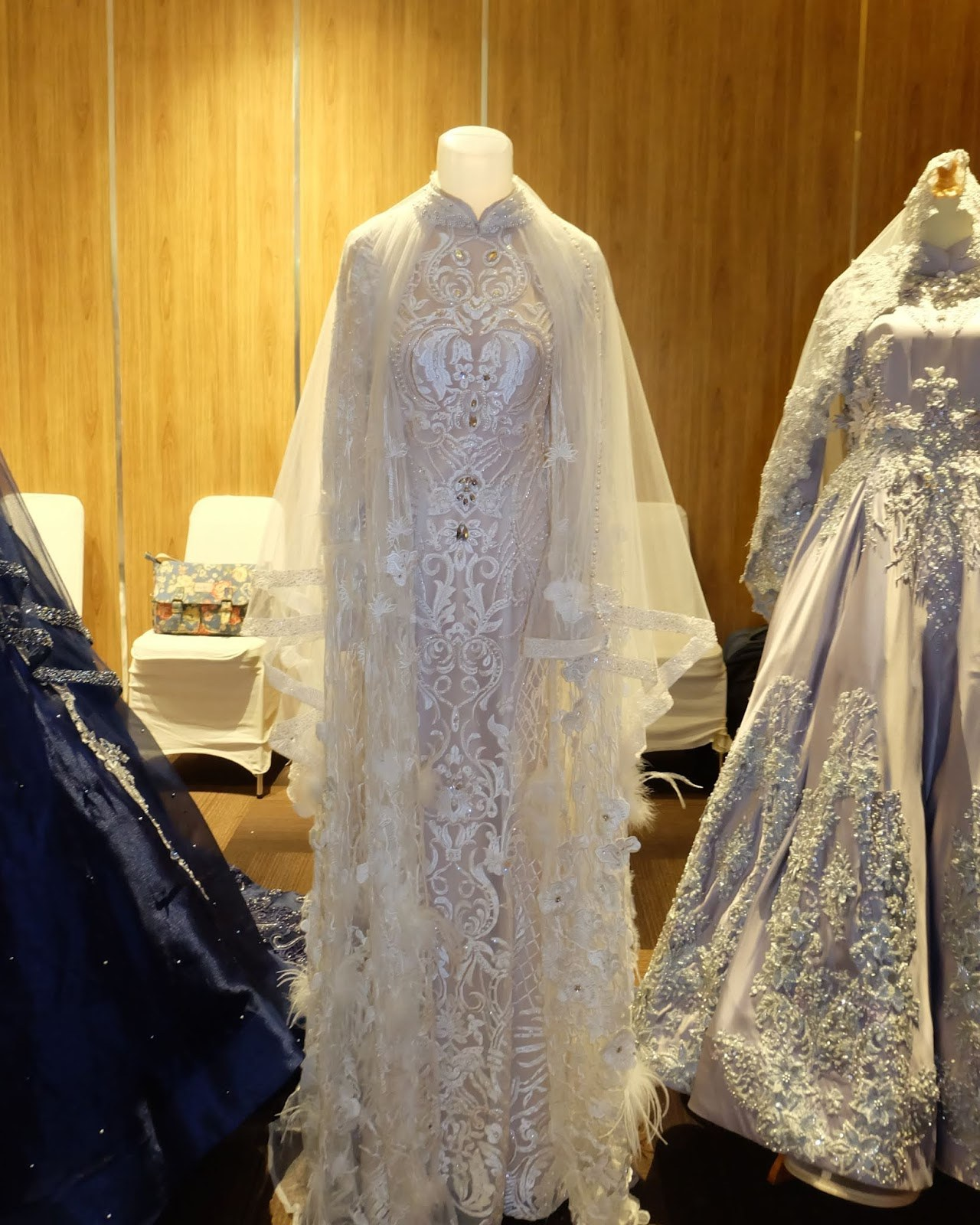 Ide Sewa Baju Pengantin Muslimah Syar'i T8dj Laksmi Wedding Sewa Busana Pengantin Muslimah Bertema