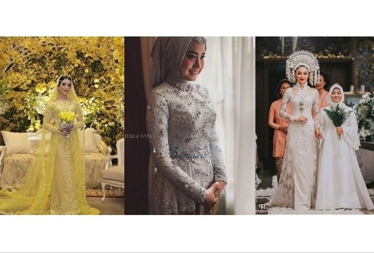 Inspirasi Baju Gaun Pengantin Muslimah Ffdn 10 Tips Memilih Kebaya Hijab Untuk Hari Pernikahan Sesuai