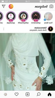 Inspirasi Baju Kebaya Pengantin Muslim Zwd9 41 Best Pengantin to Be Images In 2019