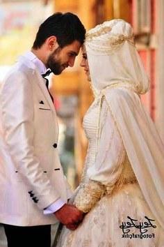 Inspirasi Baju Pasangan Pengantin Muslim 3id6 30 Best Foto Foto Pengantin Muslim Romantis Images