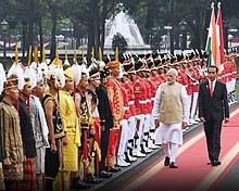 Inspirasi Baju Pengantin Muslim Ala India 3id6 National Costume Of Indonesia
