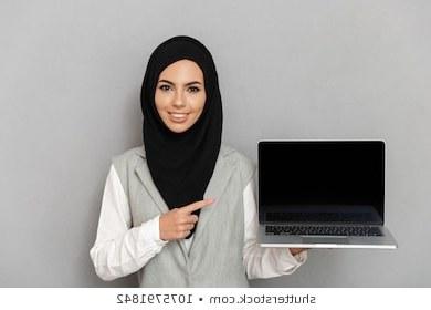 Inspirasi Baju Pengantin Muslim Ala India Etdg islamic Woman Stock S & Vectors