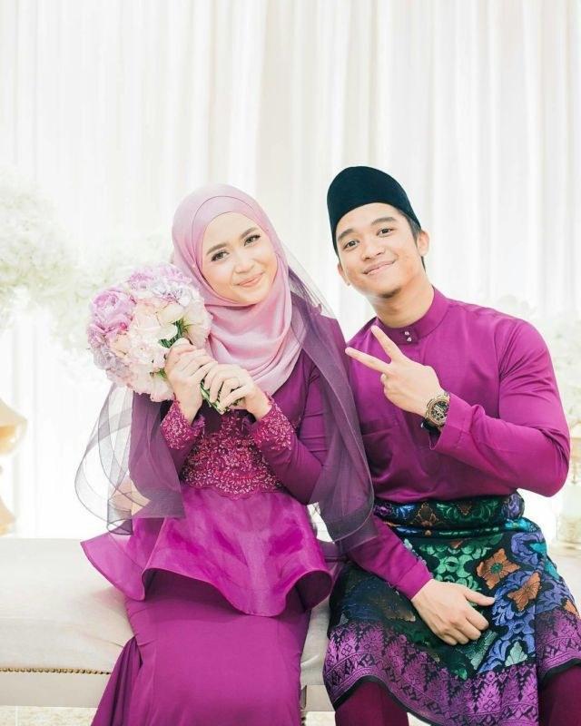 Inspirasi Busana Pengantin Berhijab Fmdf 13 Inspirasi Gaun Pengantin Melayu Untukmu Yang Berhijab
