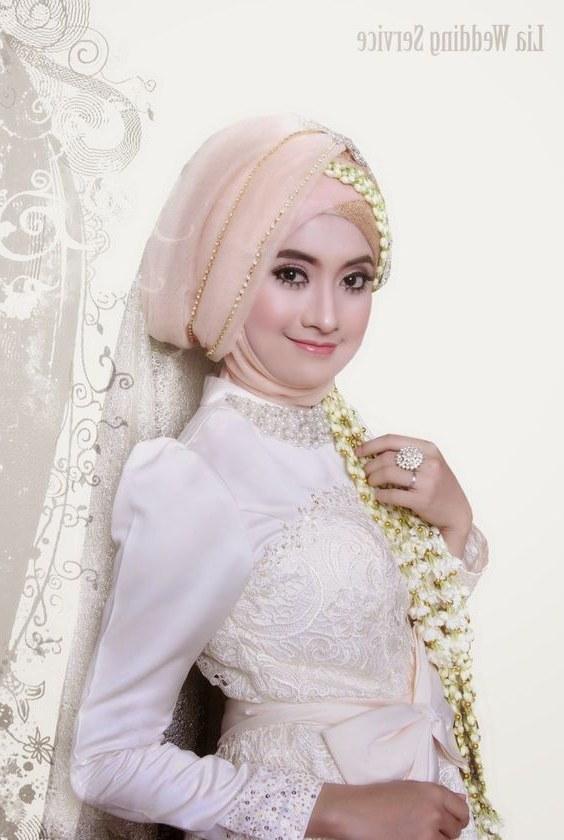 Inspirasi Busana Pengantin Berhijab U3dh 30 Model Hijab Pagar Ayu Terbaru