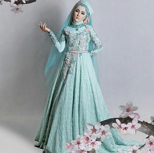 Inspirasi Busana Pengantin Muslimah Modern U3dh Model Kebaya Muslim Untuk Pernikahan Baju Kebaya Pesta