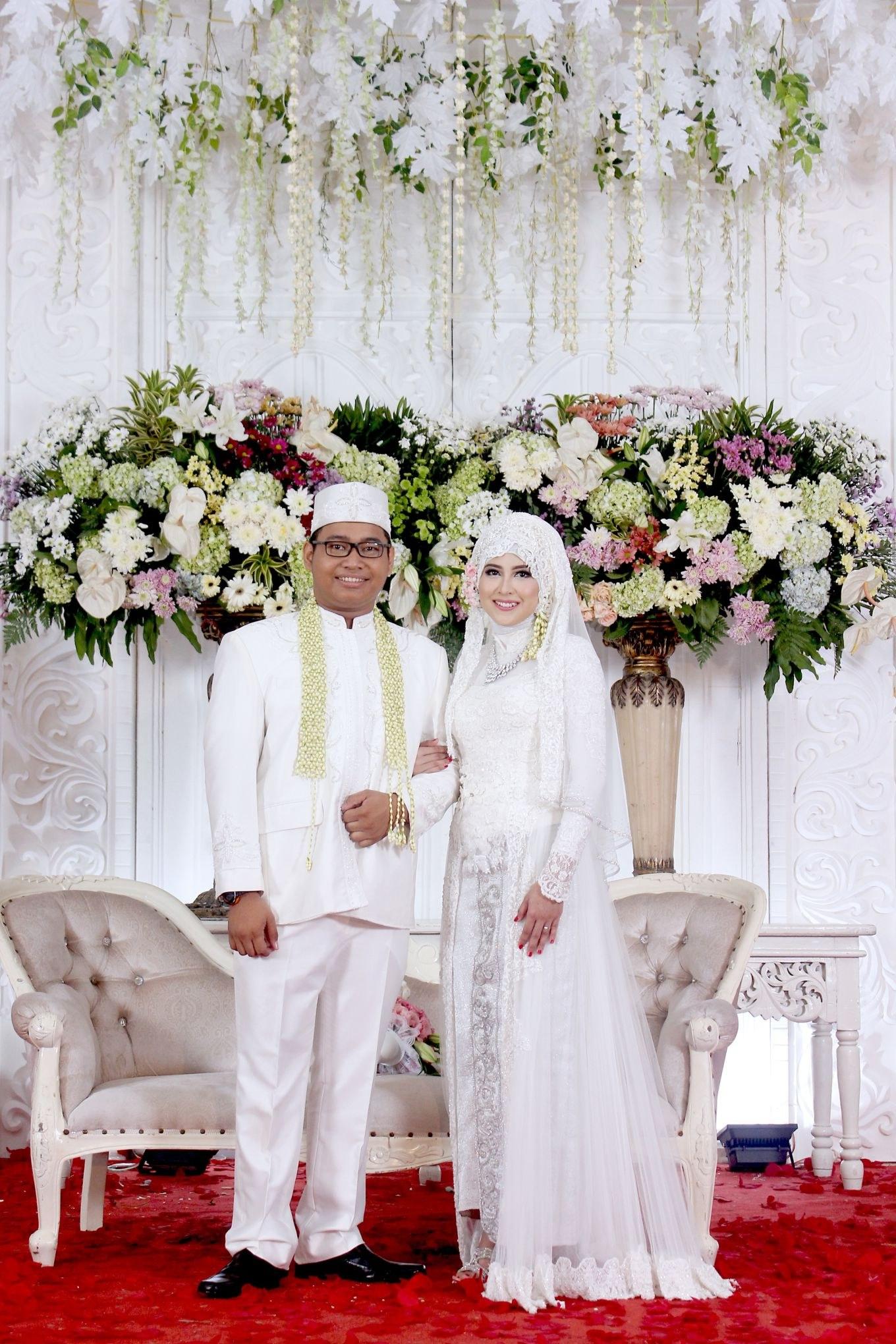 Inspirasi Foto Baju Pengantin Muslim 4pde Ide Modis Baju Pengantin Muslim Adat Bugis