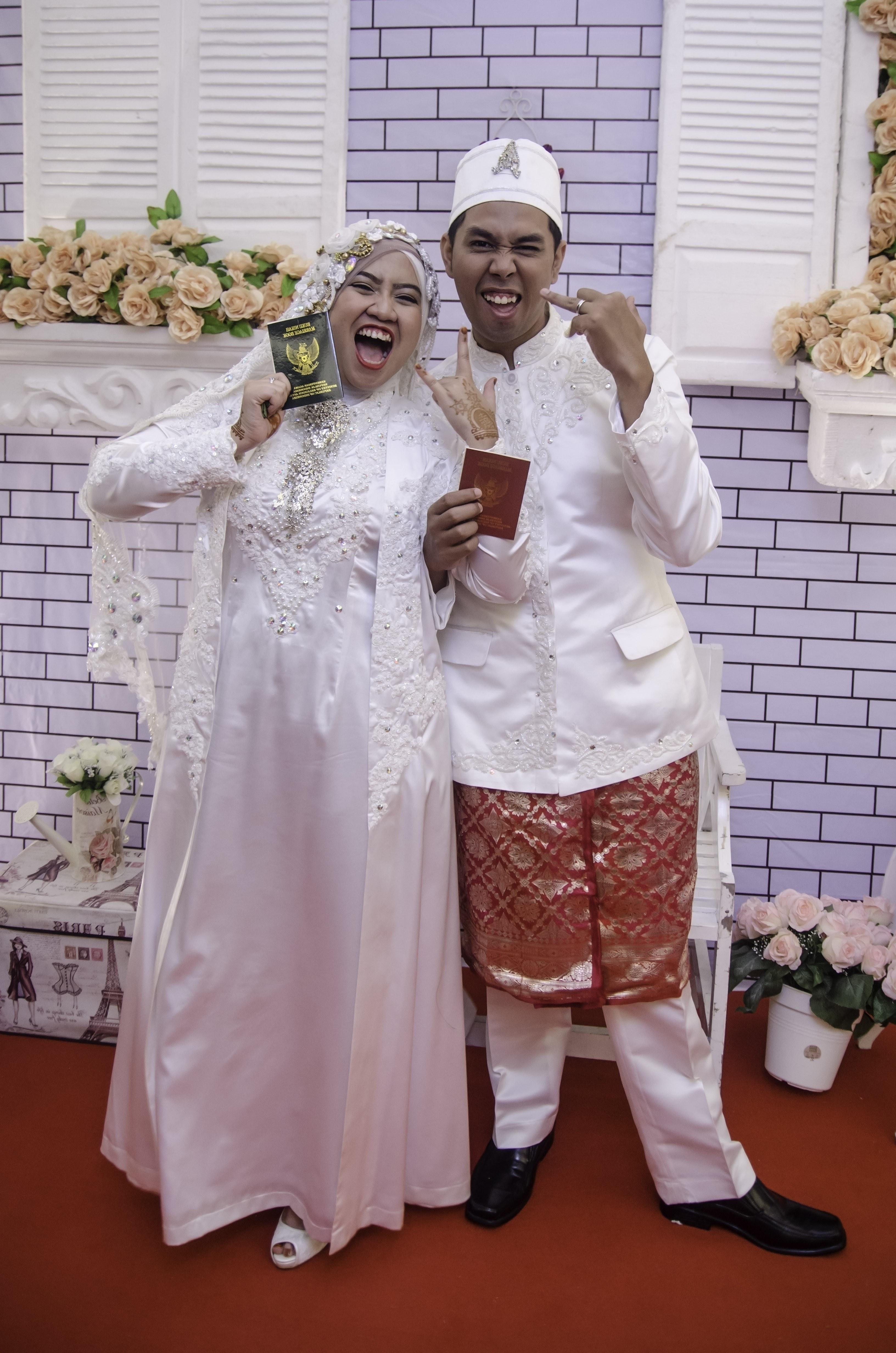Inspirasi Gaun Pengantin Adat Sunda Muslim 3ldq Gaun Pengantin Muslim Elegan Baju Nikah Jawa Muslim Nhs