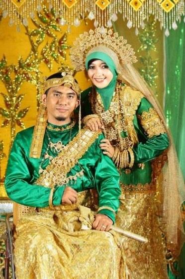 Inspirasi Gaun Pengantin Adat Sunda Muslim Txdf Ide Modis Baju Pengantin Muslim Adat Bugis