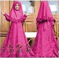 Inspirasi Gaun Pengantin Muslim Adat Jawa 87dx Jual Baju Muslim Brukat Anak Murah Harga Terbaru 2019