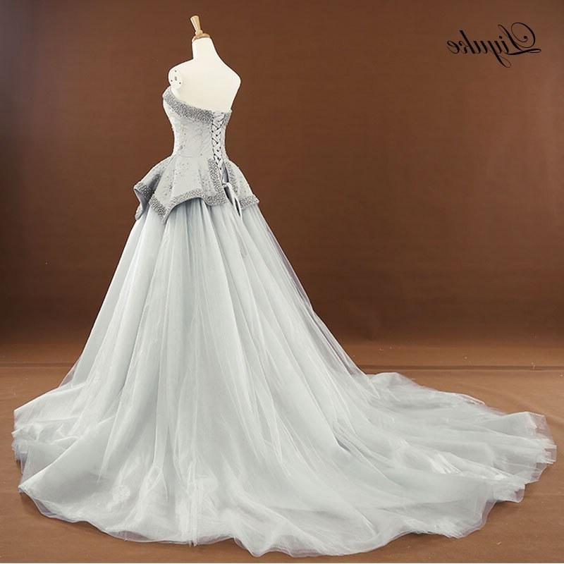 Inspirasi Gaun Pengantin Muslim Mewah Dan Elegan Ftd8 Us $209 12 Off Baru Kedatangan Elegan Bahu A Line Pernikahan Gaun Menyesuaikan Warna Penuh Mutiara Plus Ukuran Pengantin Jubah De Mariage Di