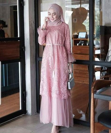 Inspirasi Gaun Pengantin Muslim Mewah Dan Elegan Jxdu List Of Debain Baju Dresses Modern Pictures and Debain Baju