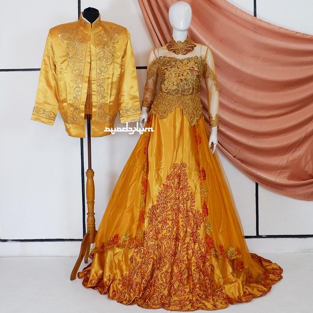 Inspirasi Gaun Pengantin Muslim Mewah Dan Elegan Q0d4 Jual Produk Gaun Pengantin Elegan Pernikahan Murah Dan
