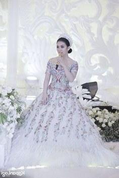 Inspirasi Gaun Pengantin Muslim Mewah Dan Elegan Tldn 12 Best Baju Tunang Images