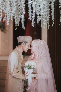 Inspirasi Gaun Pengantin Muslim Sederhana U3dh 1921 Gambar Shabby Chic theme Wedding Terbaik Di 2019