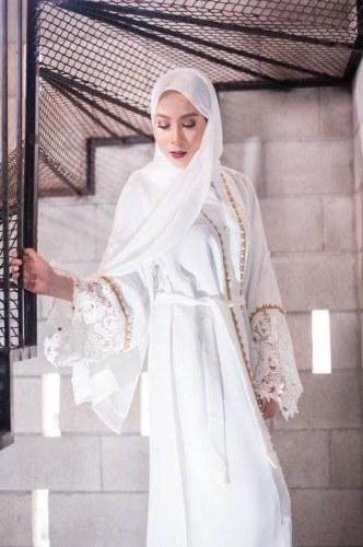 Inspirasi Gaun Pernikahan Muslimah S1du Tampil Anggun Dan Modis Dengan 9 Inspirasi Gaun Muslimah