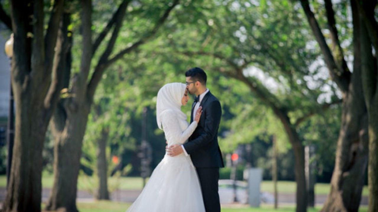 Inspirasi Gaun Pesta Pengantin Muslimah 8ydm Gaun Pengantin Muslimah V&co Jewellery News