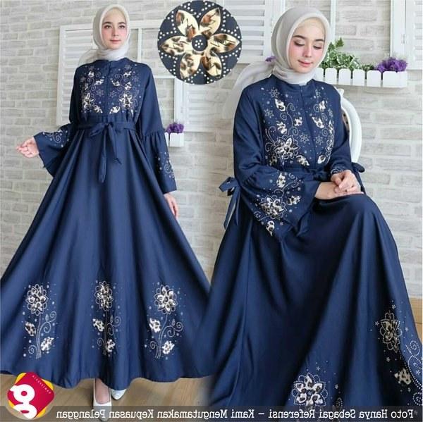 Inspirasi Gaun Pesta Pengantin Muslimah Irdz Inilah Harga Gaun Pengantin Muslimah Murah Terbaik