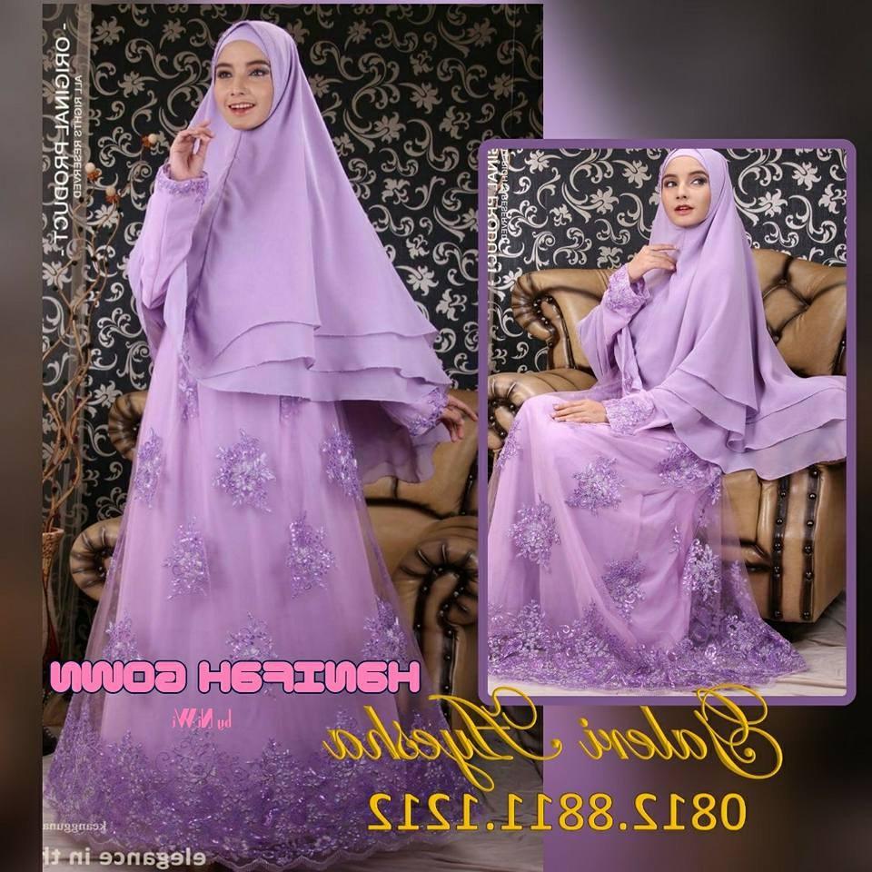Inspirasi Gaun Pesta Pengantin Muslimah T8dj Baju Lamaran islami Baju Lamaran Muslimah Baju Lamaran