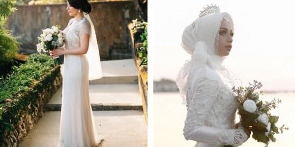 Inspirasi Gaun Resepsi Pernikahan Muslimah Gdd0 12 Gaun Pernikahan Khusus Resepsi Ala Garden Party Anti