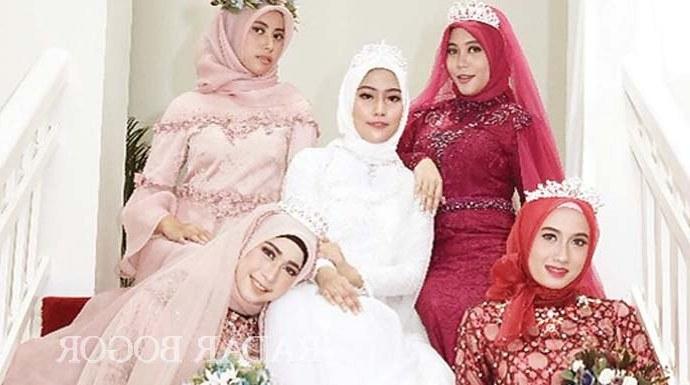 Inspirasi Gaun Resepsi Pernikahan Muslimah Q5df Pilihan Gaun Pesta Untuk Yang Berhijab Radar Bogor