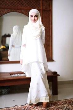 Inspirasi Harga Baju Pengantin Muslimah 3id6 109 Best Akad Nikah Images In 2019