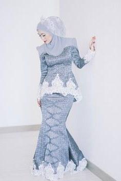 Inspirasi Harga Baju Pengantin Muslimah H9d9 109 Best Akad Nikah Images In 2019
