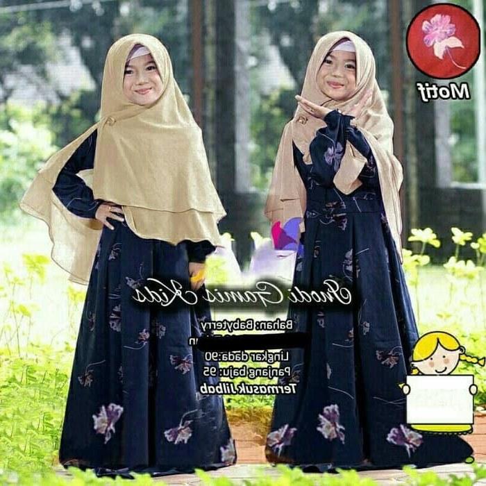Inspirasi Harga Baju Pengantin Muslimah Tqd3 Jual Namira Fashoin New Baju Muslim Gamis Anak Syari Kids Inodi Od Muat Unt Dki Jakarta Mega Store99