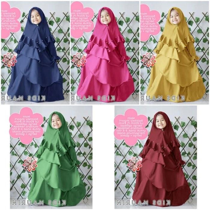 Inspirasi Jual Baju Pengantin Muslimah 9ddf Jual Od Baju Busana Muslim Dress Setelan Anak Kid Cewek Syyen Kid Naurin Dki Jakarta Ferisna Os