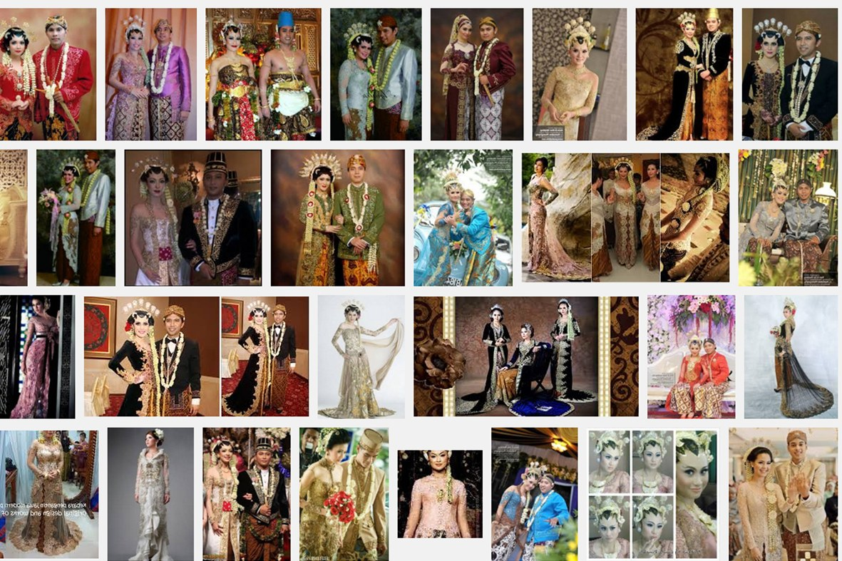 Inspirasi Model Baju Pengantin Muslimah 3id6 Aksesori Pengantin Jawa