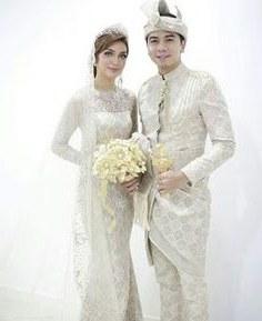 Inspirasi Model Baju Pengantin Pria Muslim Wddj Muslim Wedding Dress Ideas