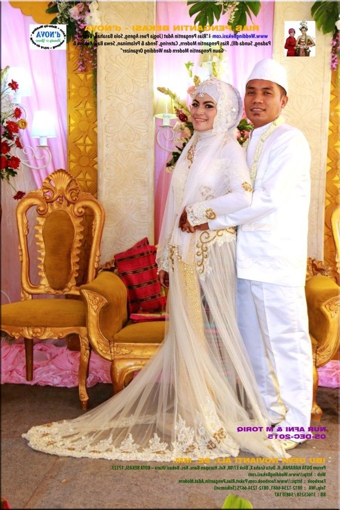 Inspirasi Sewa Baju Pengantin Muslimah Jakarta 3id6 Rias Pengantin Muslimah Bekasi by Rias Pengantin Bekasi