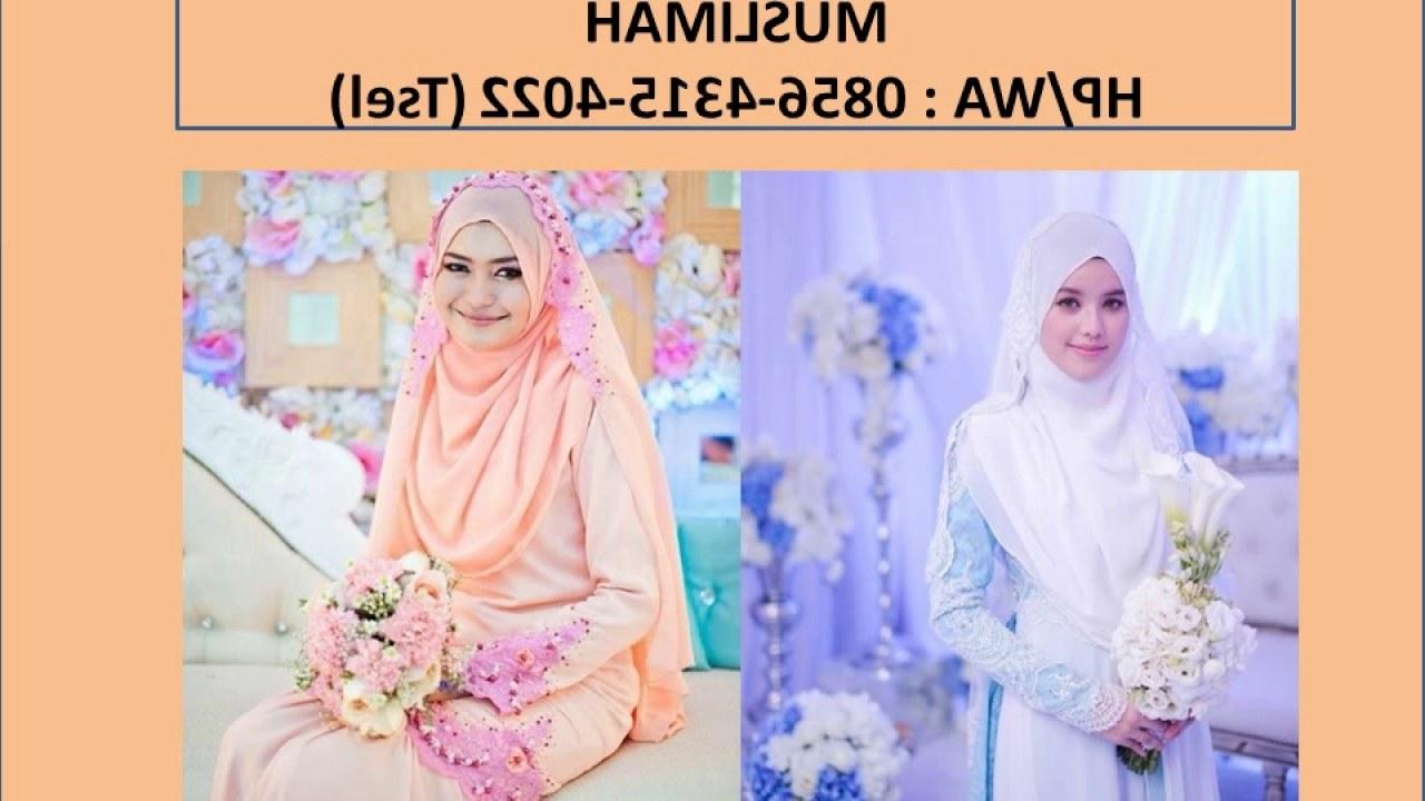 Inspirasi Sewa Gaun Pengantin Muslimah Jakarta Budm Sewa Baju Pengantin Muslimah Syari