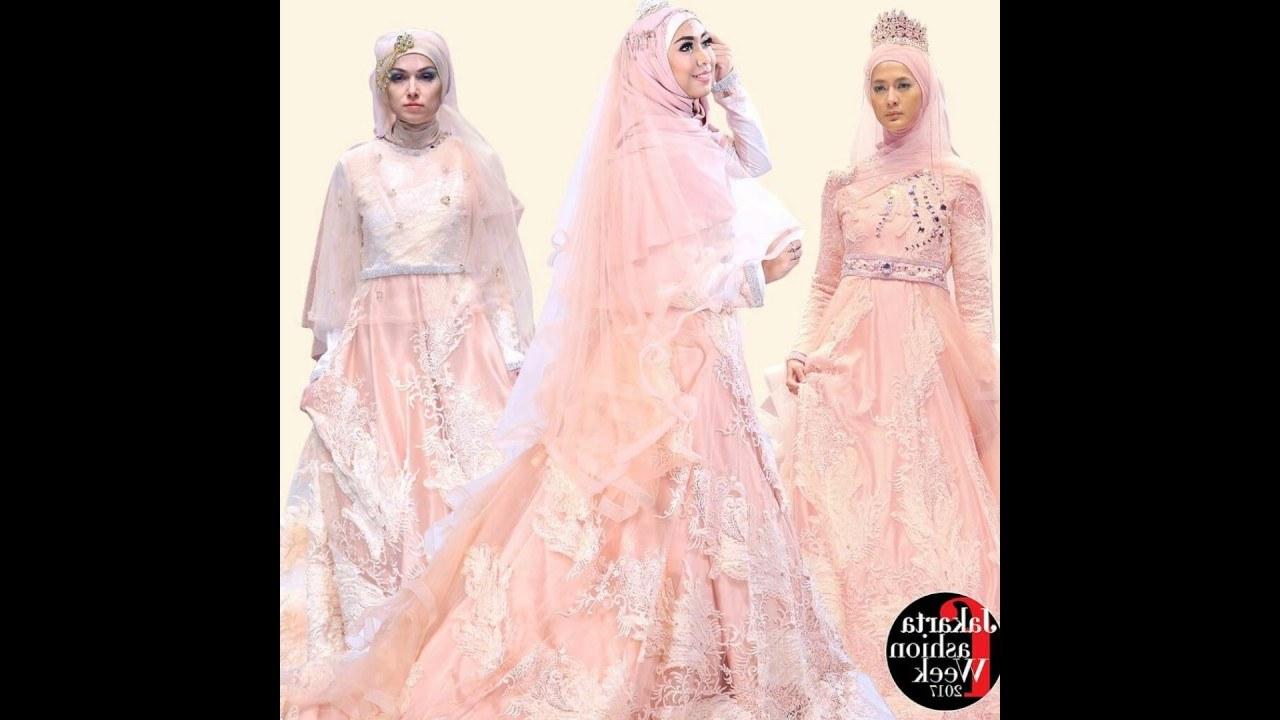 Inspirasi Sewa Gaun Pengantin Muslimah Jakarta J7do Baju Pengantin Muslim Modern 2016